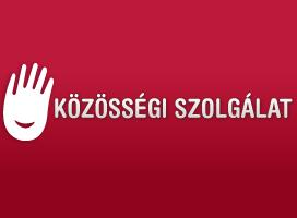 közösségi szolgálat logó